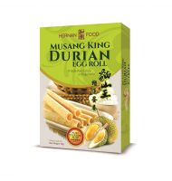 Durian Egg Roll