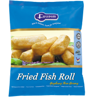 Fried Fish Roll