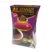 ALJANNAH CHOCOLATE COLLAGEN 18 IN 1