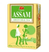 ASSAM GREEN MILK TEA