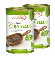 Natural Chia Seeds (2 bottles) HALAL. High Quality