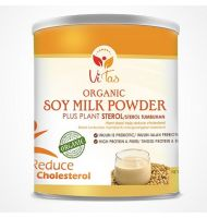 ViTas Organic Soymilk Powder plus Plant Sterol- Reduce Cholesterol