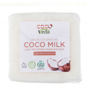 VCO - COLD PROCESSED SOAPS - PLAIN/MILK VCO
