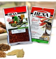 HEXA Coarse Chili Blend #103 (3.5mm, Spicy Rating: 2 - 7,000 SHU) 30g