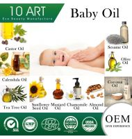 Babysassi Baby Oil