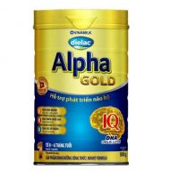 ALPHA MILK POWDER