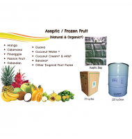 Aseptic Frozen Fruit