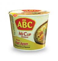 ABC Mi Cup - Curry Chicken Flavour