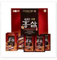 6-year-old Korea Thick Red Ginseng