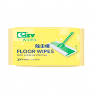 Dry Floor Wipes 30\'s