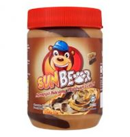 SunBear Chocolate Stripes Peanut Butter