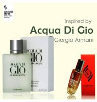 CR for Men - Inspired by Acqua Di Gio