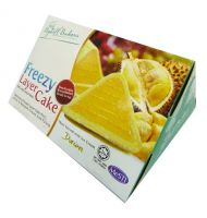 Freezy Layer Cake - Durian Flavoured