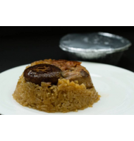 Glutinous Rice with Chicken