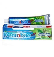 Dentobac AXN Toothpaste Herbal - Ayurvedic Fresh